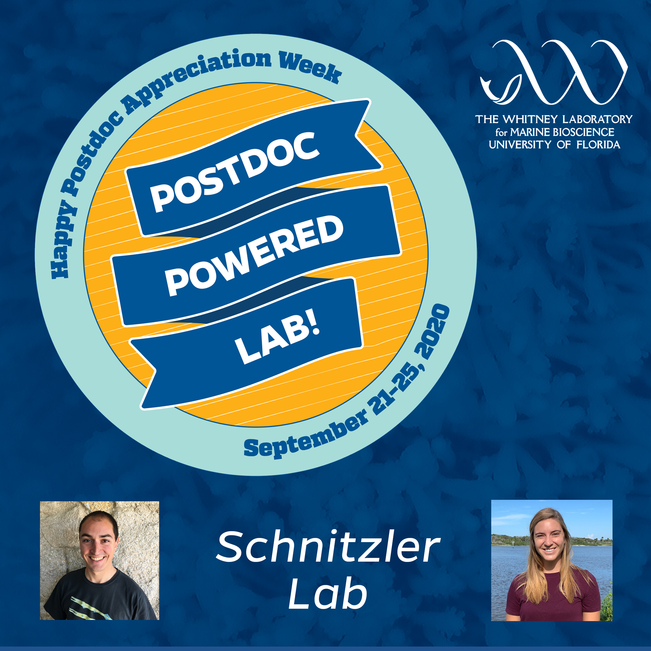 Postdoc Appreciation Week Graphic