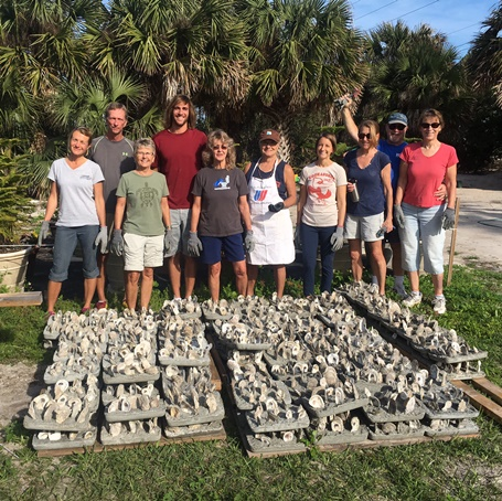 Oyster Restoration Initiative